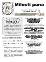 Pročitaj publikaciju - Svetište Majke Božje Bistričke, Marija Bistrica