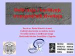 Dobivanje i korištenje transgeničnih životinja