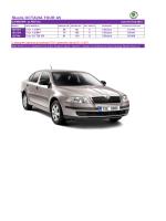 Škoda OCTAVIA TOUR A5