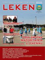 Leken 66 2011 1 - Turistička zajednica Općine Lekenik