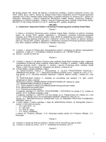 1 Na temelju članka 100. stavak (6) Zakona o