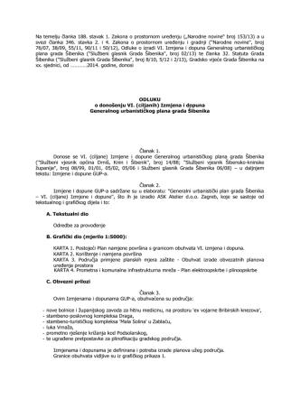 1.odluka o donošenju gup vi. id