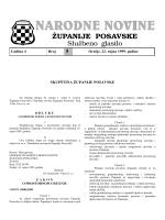 Zakon o prostornom uređenju - Federalno ministarstvo kulture i sporta