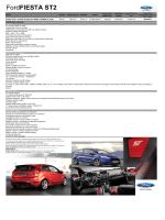 Ford FiestaST