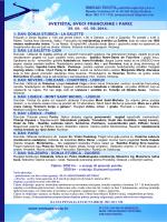 www.smisaozivota.hr SVETIŠTA, SVECI FRANCUSKE I PARIZ
