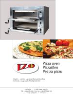 Pizza oven Pizzaöfen Peć za pizzu
