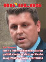 za opstanak na ovim prostorima - Svjetski Savez Dijaspore Bosne i