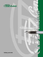 TOZ katalog proizvoda PDF
