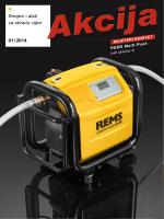 Strojevi i alati za obradu cijevi 01 / 2014