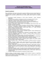 Program rada TZO Omišalj za 2015. godinu - TZO Njivice