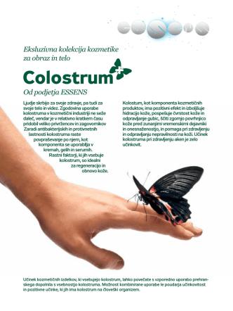 Colostrum - EssensWorld