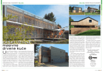 EksklUzivnE masivne drvene kuće