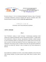 Novi pravilnik fonda solidarnosti za lijećenje