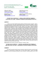 U članku je opisan prijedlog tehničkog rješenja sekundarnog