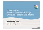 Zračna luka Zagreb - Zavod za prostorno uređenje Zagrebačke