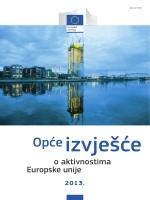 o aktivnostima Europske unije