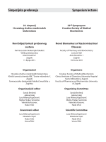 Special issue: Responsible writing in science Simpozijska