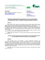 primjeri i primjene ieee standarda c37.94 za povezivanje