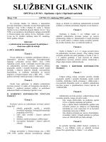 Službeni glasnik 07/2010