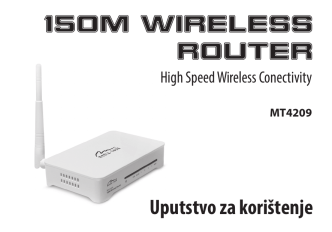 150M WIRELESS ROUTER - Media