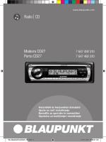 Radio CD Madeira CD27 Porto CD27