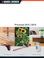 Proizvodi 2014 | 2015