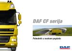 DAF CF serija - D Truck Puls