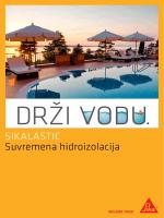 Sikalastic® - Suvremena hidroizolacija brošura