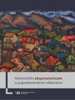 Koloristicki ekspresionizam katalog PDF