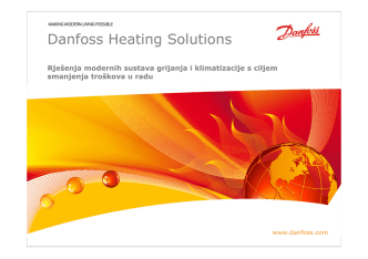 Danfoss Heating Solutions