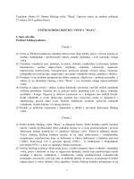 Etički kodeks - Dječji vrtić Maza