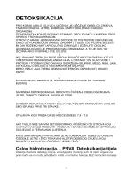 DETOKSIKACIJA ORGANIZMA – colon klistir i kaveni klistiri