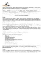 Ugovor o inkluzivnom volontiranju