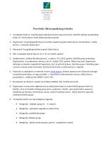 Pravilnik 106.turopoljskog fašnika