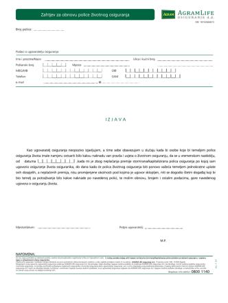 2_01 Zahtjev za obnovu police ŽO