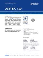UZIN NC 150