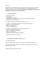 prilog i. organizacija radnih jedinica, sistematizacija položaja i