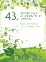 Katalog 43. izložbe vina