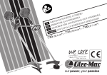 (34.0 cm 3) - 740 - Oleo-Mac