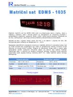 ELAK_sat_matricni EDMS1035
