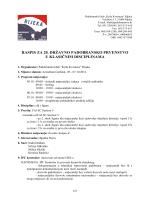 Raspis DPP 2012 - Krila Kvarnera