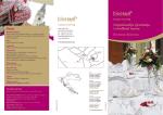 Svadbeni jelovnik - restoran Bistricza