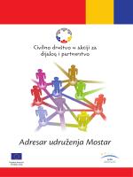 Adresar NVO Mostar