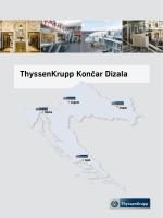 Dizala katalog - thyssenkrupp