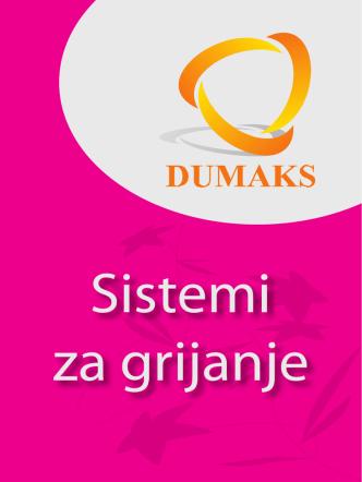 Actua - Dumaks - Bar | Sistemi za grijanje