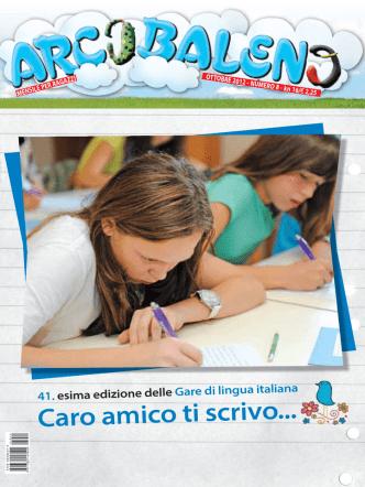 Caro amico ti scrivo... - EDIT Edizioni italiane