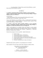 Na temelju članka 35. Statuta Doma zdravlja Donji Miholjac
