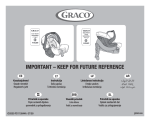 IMPORTANT – KEEP FOR FUTURE REFERENCE
