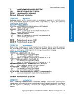 C KARDIOVASKULARNI SISTEM C01 TERAPIJA BOLESTI