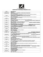 KAMERNI TEATAR 55 REPERTOAR DECEMBAR/PROSINAC 2012.